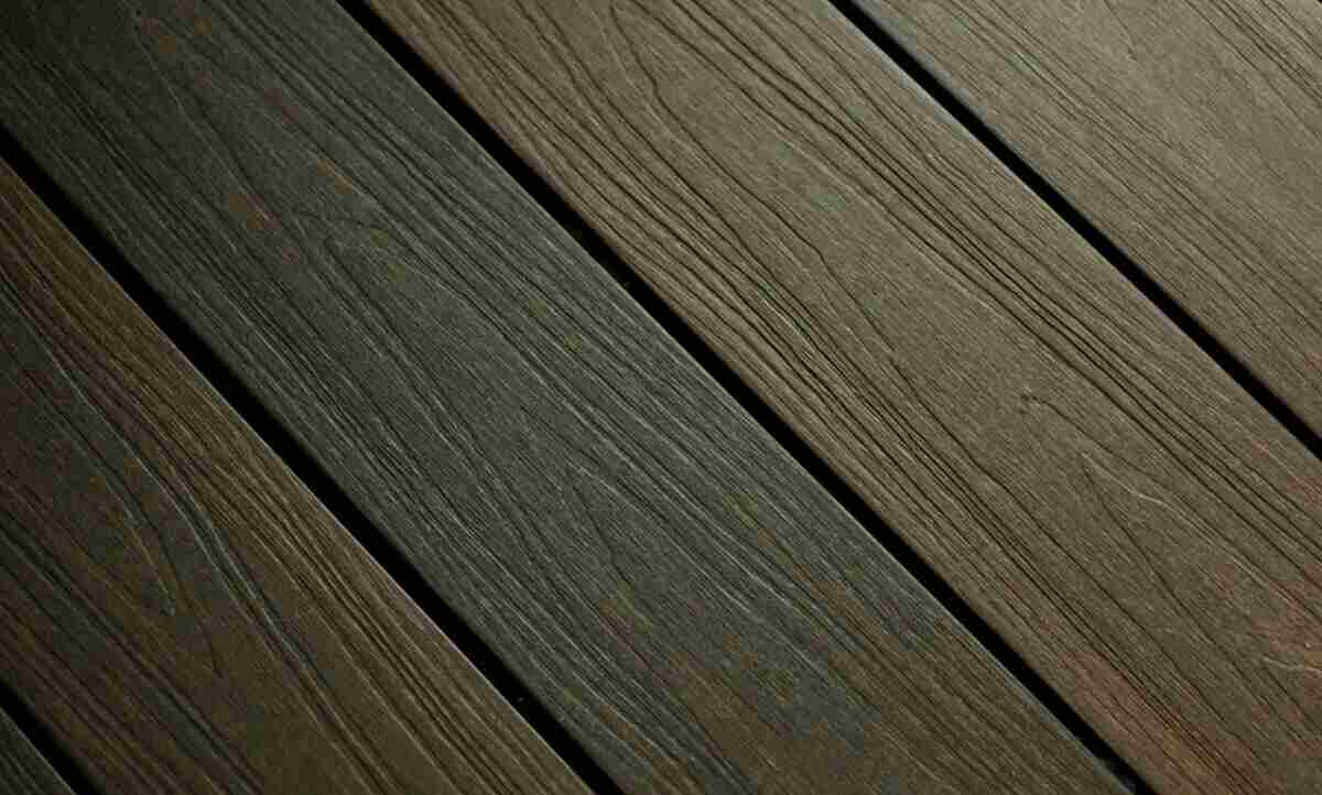decking boards colours