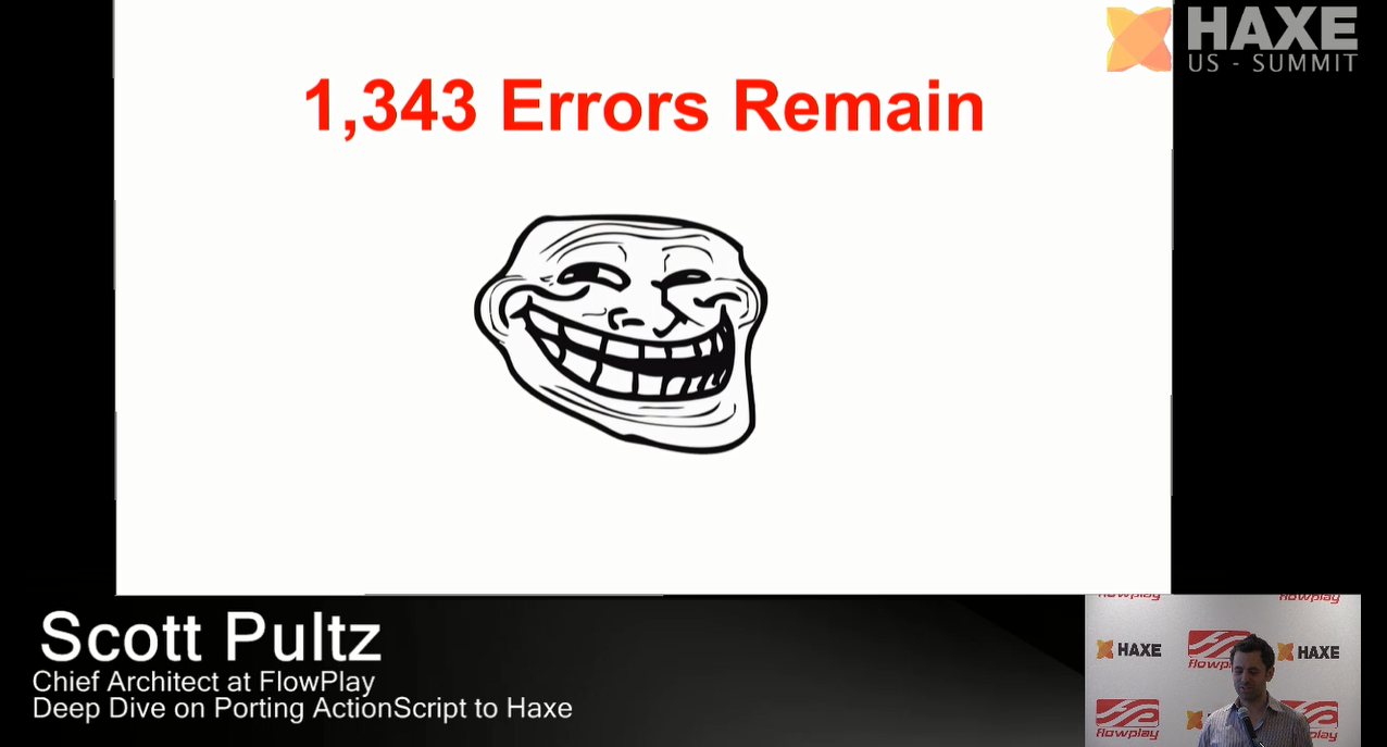 1343 Errors Remain
