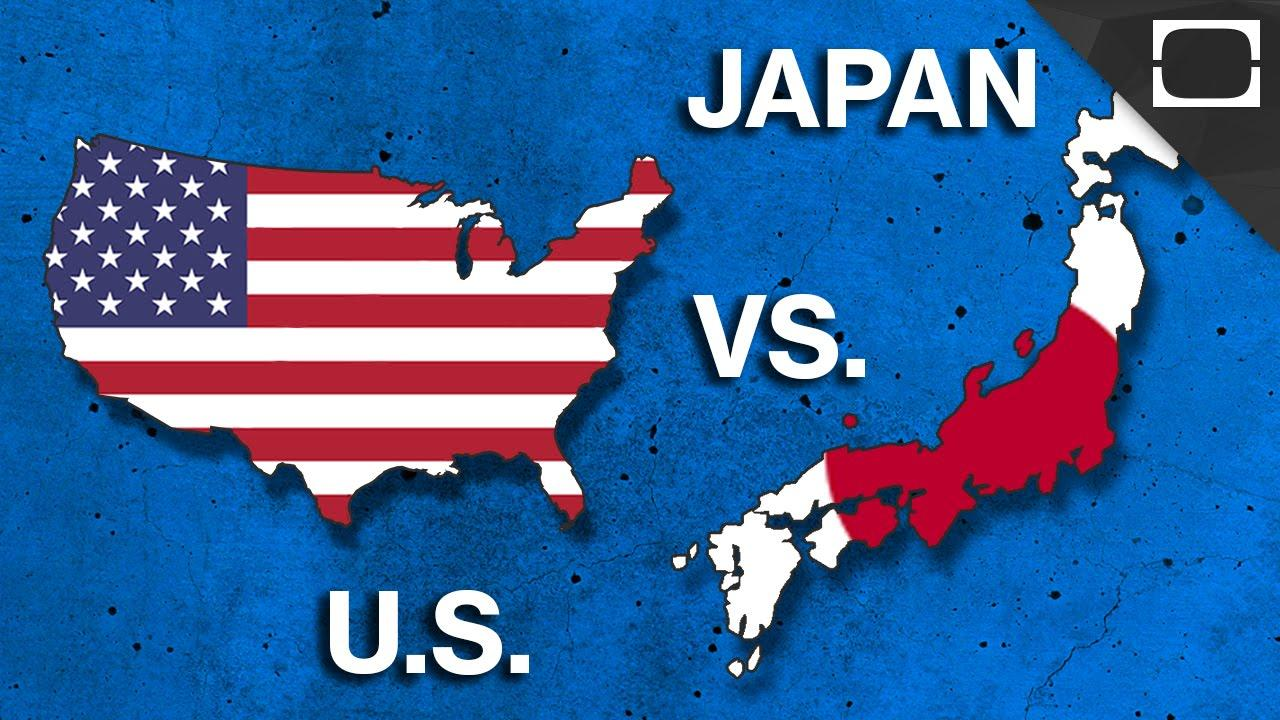 Image result for us people vs Japanese
