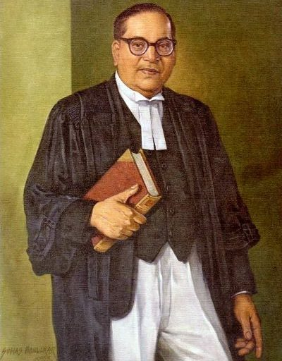 Image result for ambedkar portrait in parliament