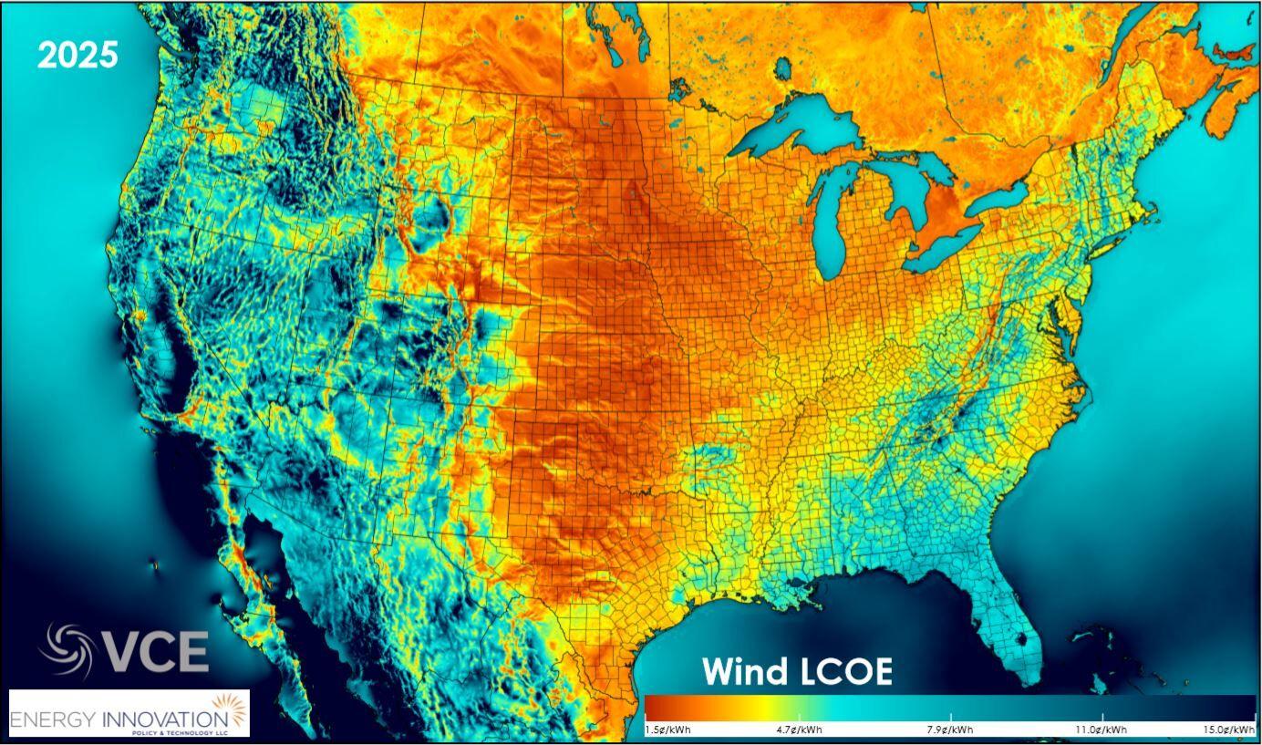 Wind LCOE