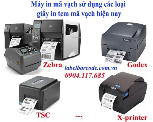 máy in mã vạch giá rẻ tại hà nội