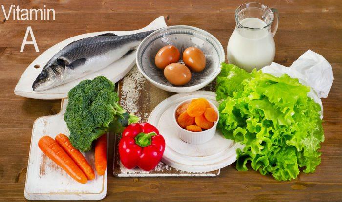 Vitamin A dưỡng trắng da mặt nhanh nhất trong 1 tuần