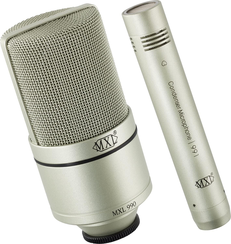 5 ไมโครโฟน เสียงดีจาก MXL 2