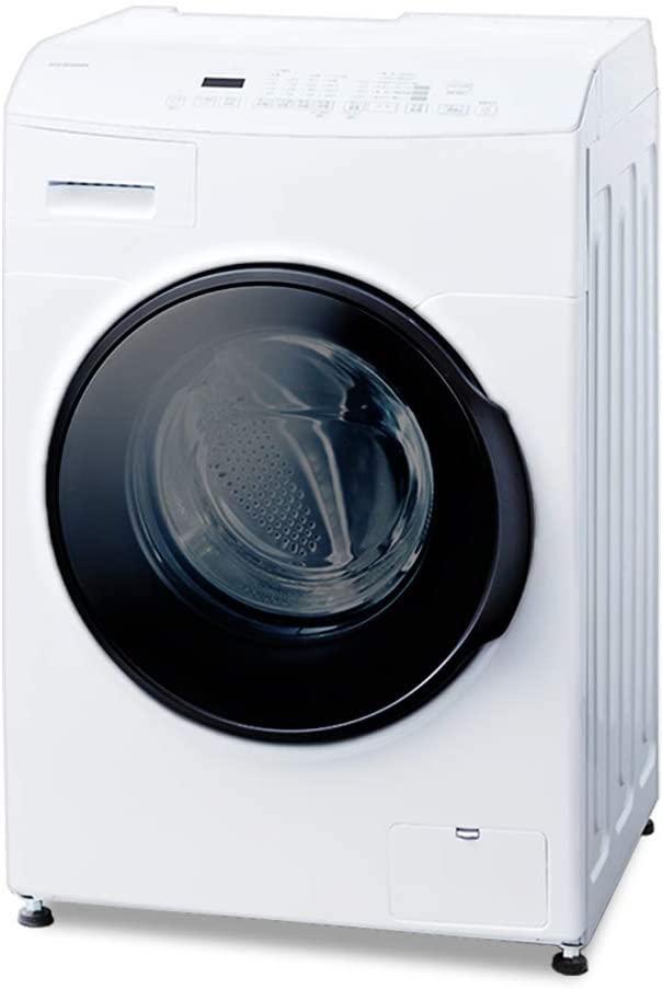 アイリスオーヤマドラム式洗濯機