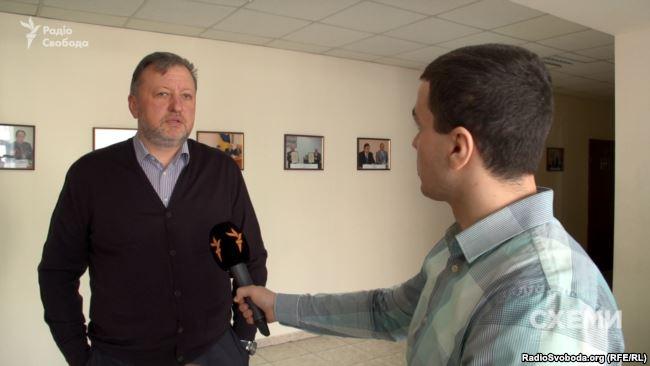 Віктор Шемчук не вбачає конфлікту інтересів у тому, що є одночасно доповідачем по скарзі і свідком