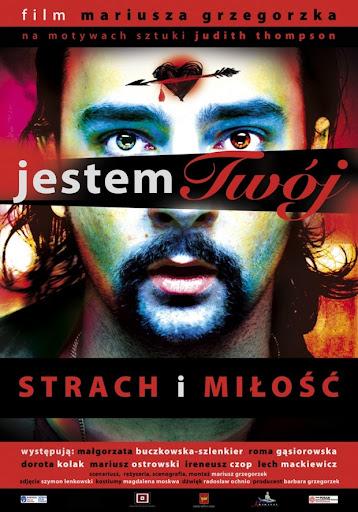 Polski plakat filmu 'Jestem Twój'