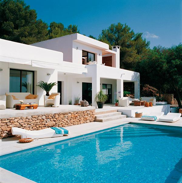 Modelo de casas con piscina imagui for Modelos de casas con piscina