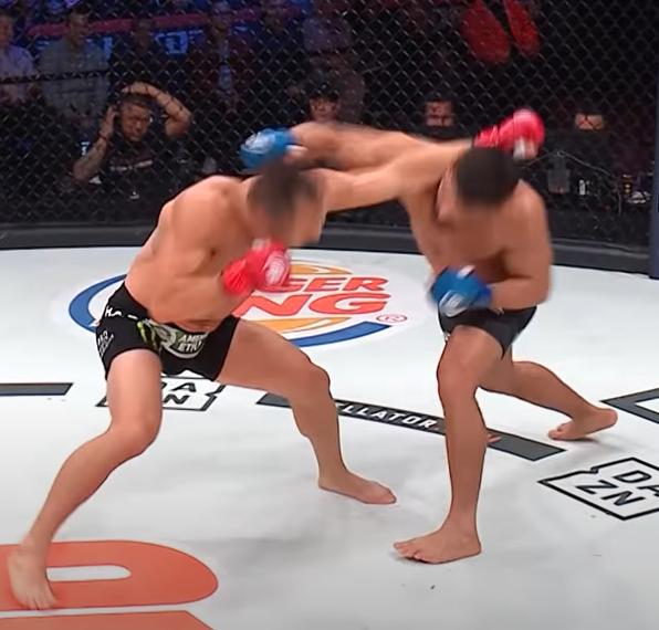 UFC 257 - Image of Patricio Freire vs. Michael Chandler