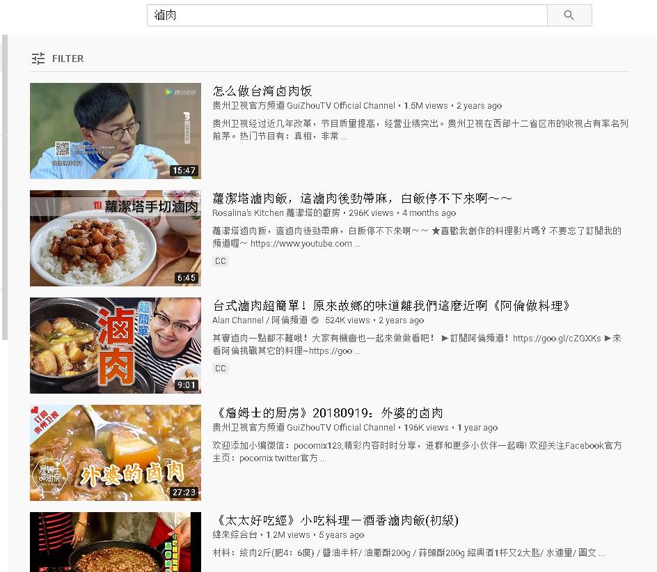 blog niche 利基-用YouTube 看有沒有市場潛力和競爭