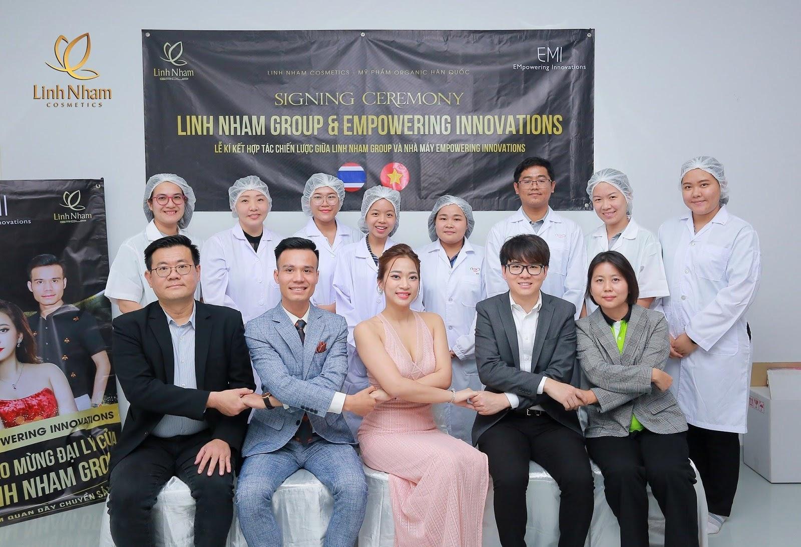 Linh Nham Group ký kết hợp tác với Viện thẩm mỹ quốc tế Han Beauty - Ảnh 5