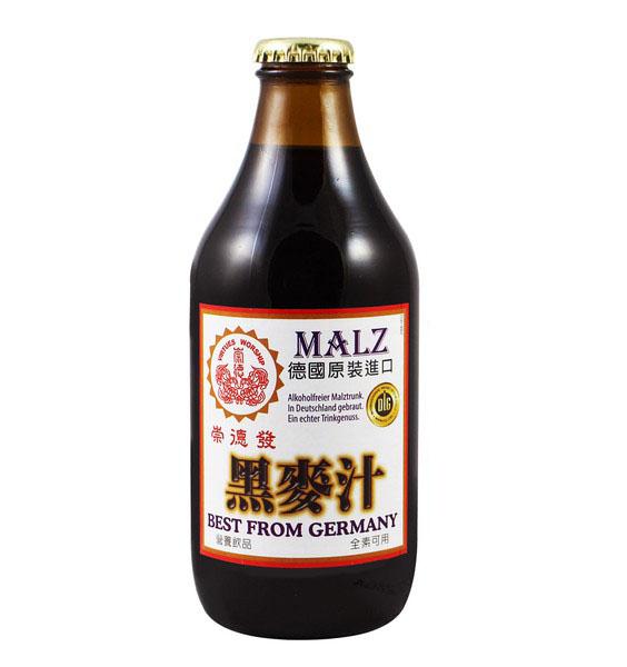 711素食 崇德發 黑麥汁