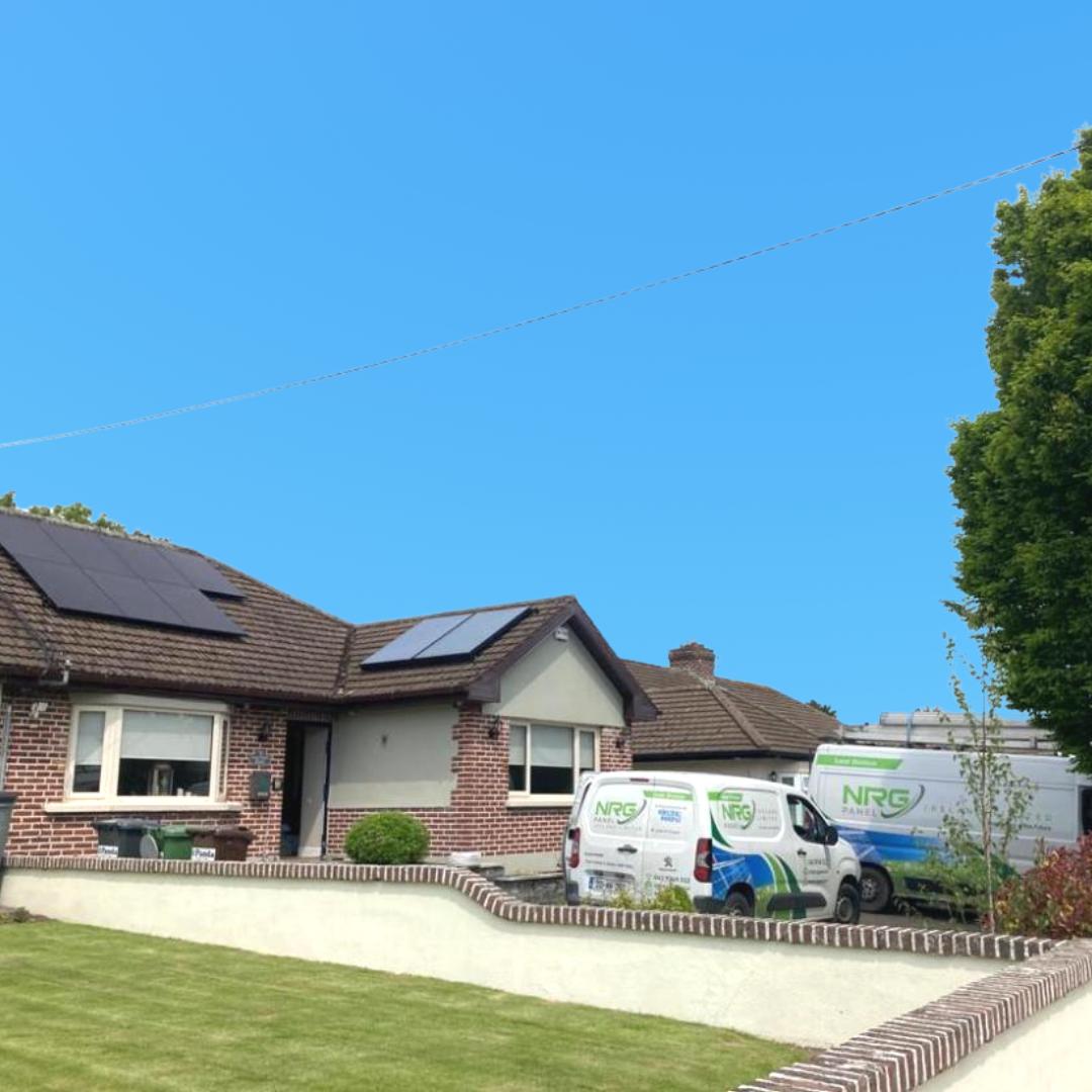 SOLAR PANELS IRELAND - SOLAR PV INSTALLER - NRG PANEL