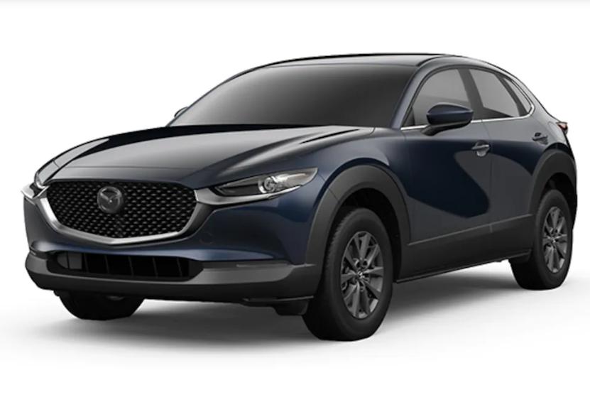 all new 2020 Mazda CX-30 SUV