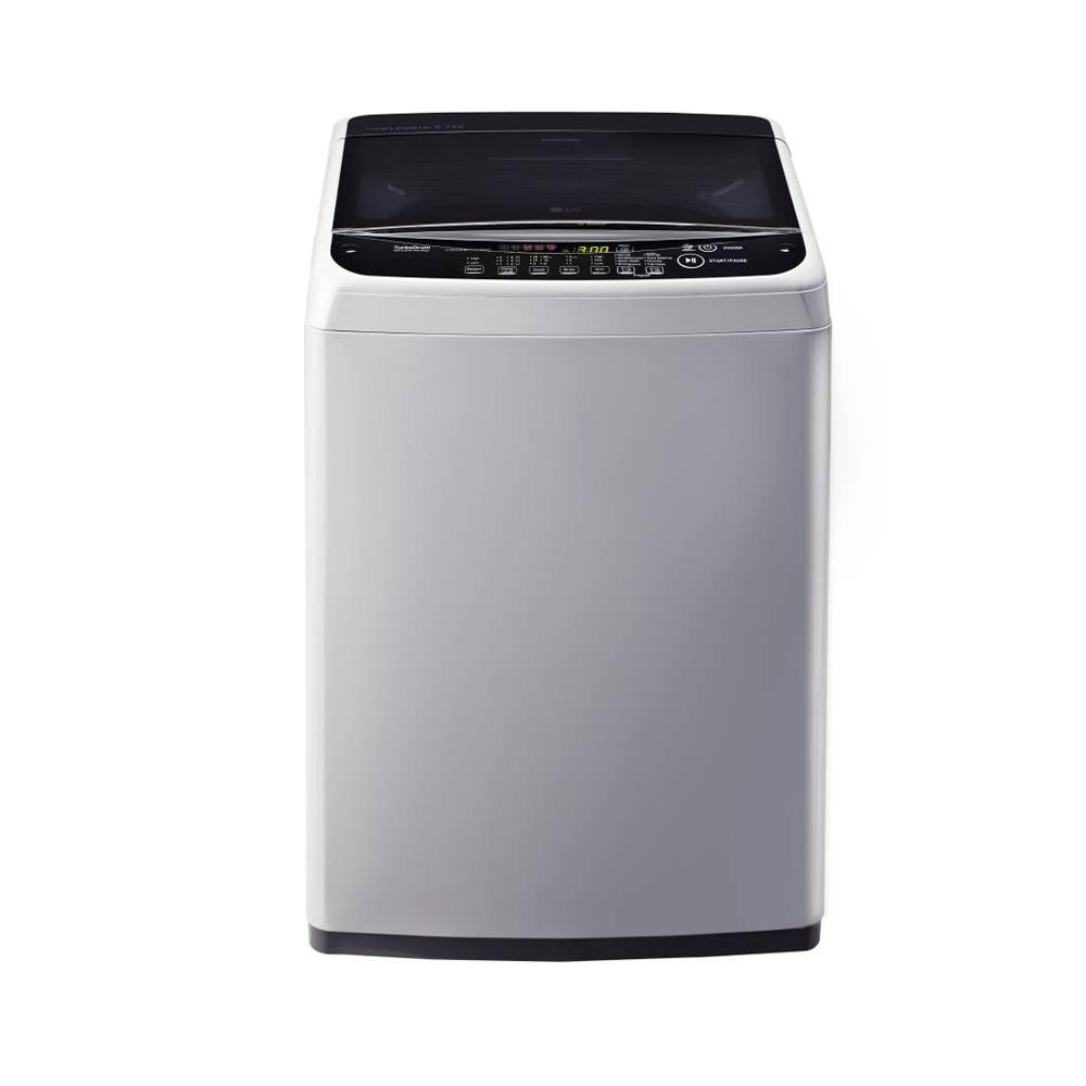 LG 6.2 Kg इन्वर्टर फुल-ऑटोमैटिक टॉप-लोडिंग वाशिंग मशीन - T7288NDDLG.ASFPEIL