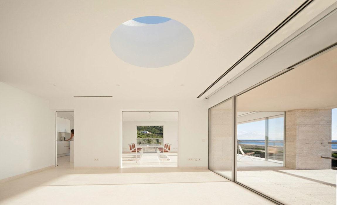 Karya Alberto Campo Baeza - source: homedesign.com