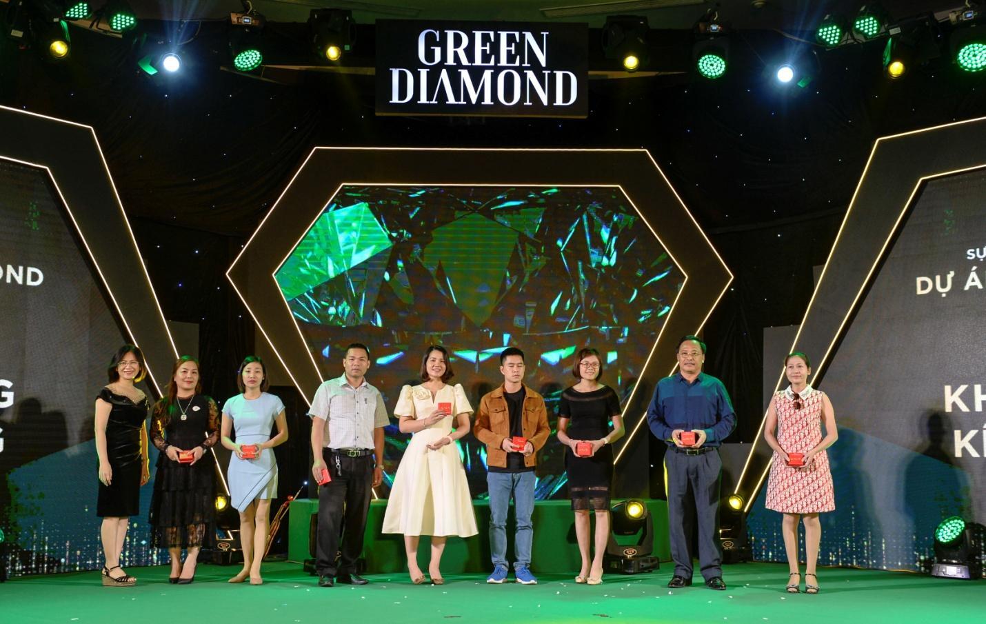"""Chính thức mở bán """"Kiệt tác công nghệ xanh"""" Green Diamond gây sốt thị trường miền Bắc - Ảnh 4"""