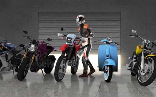 Moto Traffic Race 2: Multiplayer- screenshot thumbnail