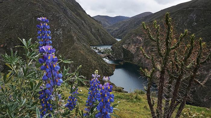 Huancaya Mirador