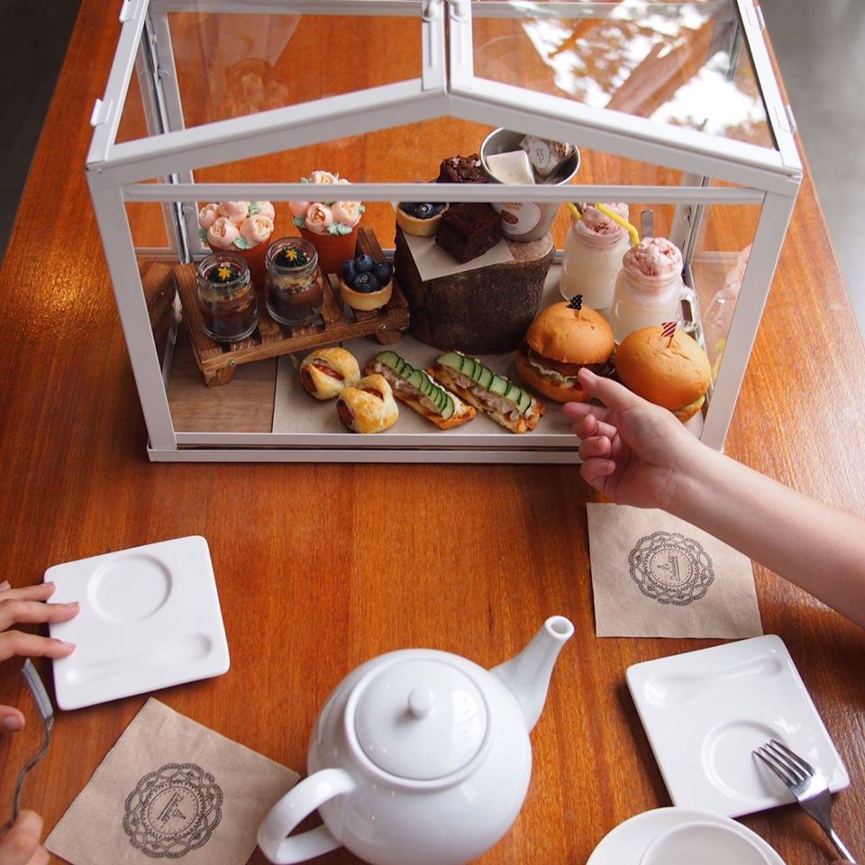 Best High Tea in KL