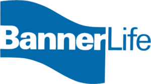 This is Banner Life Insurance's Logo.