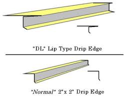 Now That Is Not The Case, The 2012 IRC Has Now Made It A Requirement For  Asphalt Shingle Roofs To Have A Drip Edge Flashing Installed, No Exception.