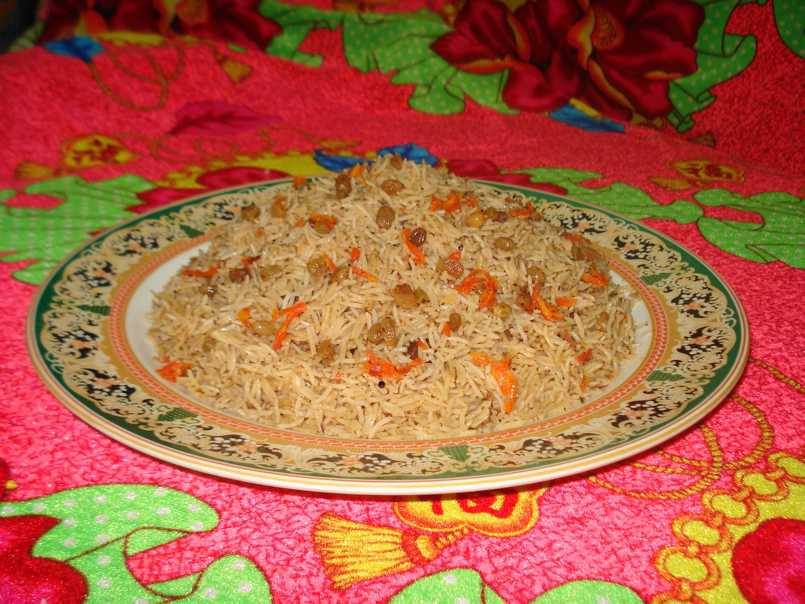 File:Afghani Pulao.JPG - Wikimedia Commons