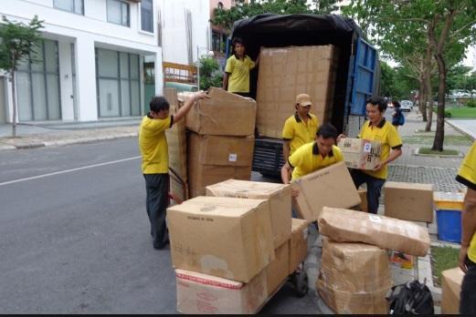 Dịch vụ chuyển nhà trọn gói Kiến Vàng Hà Nội