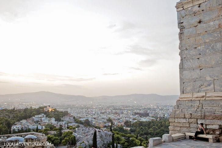 The Propylaea Acropolis