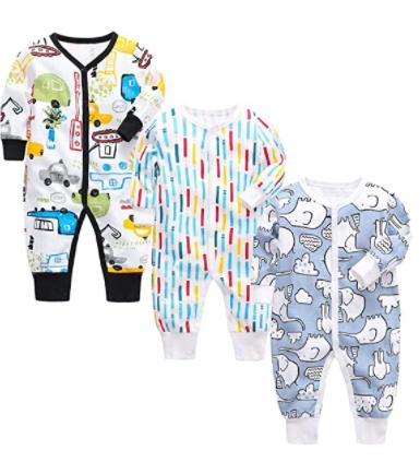 Lightweight Baby Pajamas