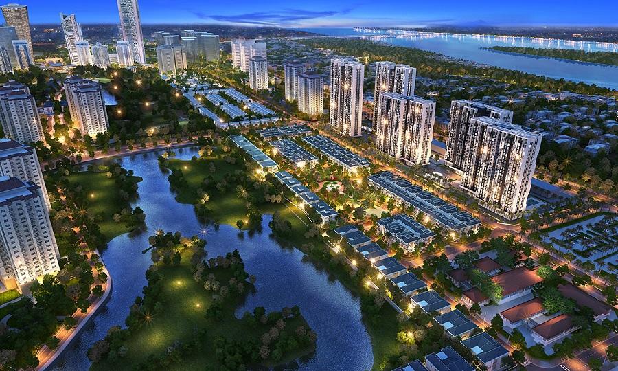 , Khu đô thị xanh, tích hợp: lựa chọn thông minh của người giàu