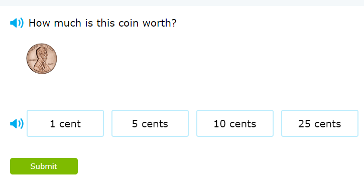 How Much Is It Worth? math game