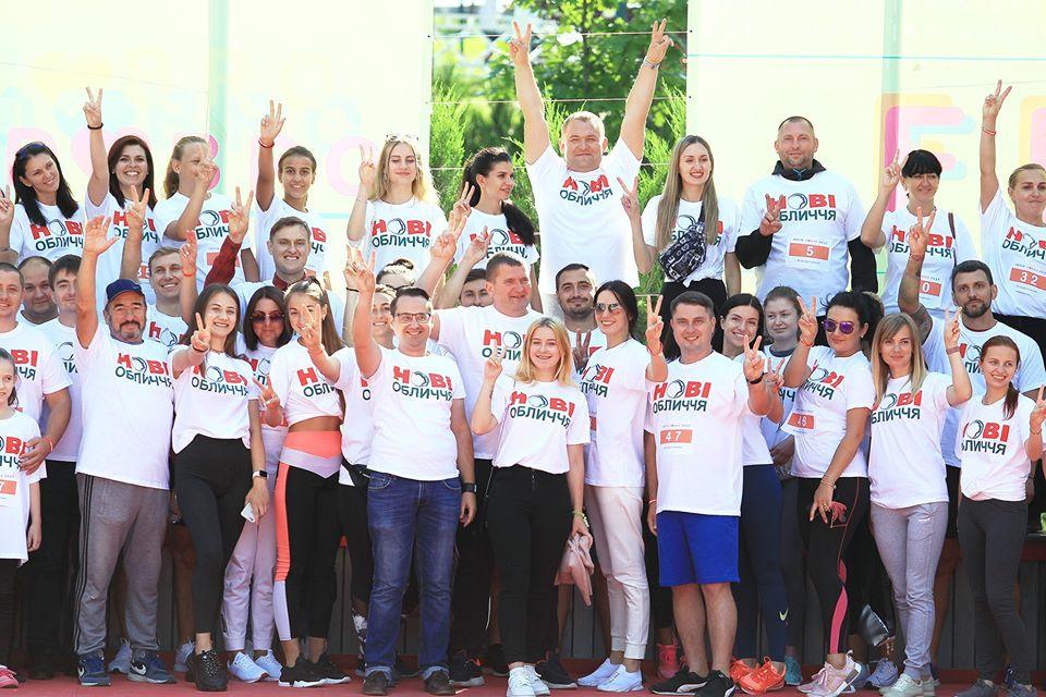 """Член партії УКРОП Петро Король піарить """"Нові обличчя"""""""