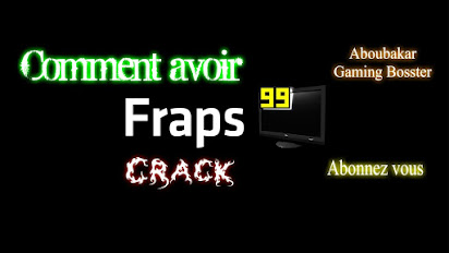 GRATUIT TÉLÉCHARGER COMPLET FRAPS