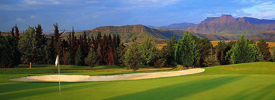 South Africa golf tour package
