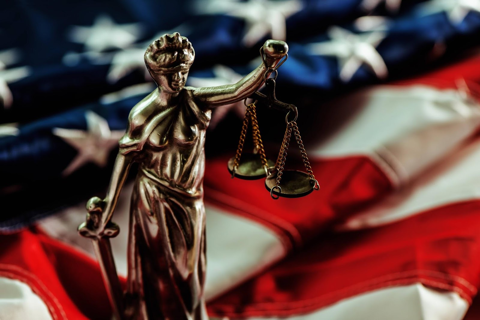 lady of justice in america
