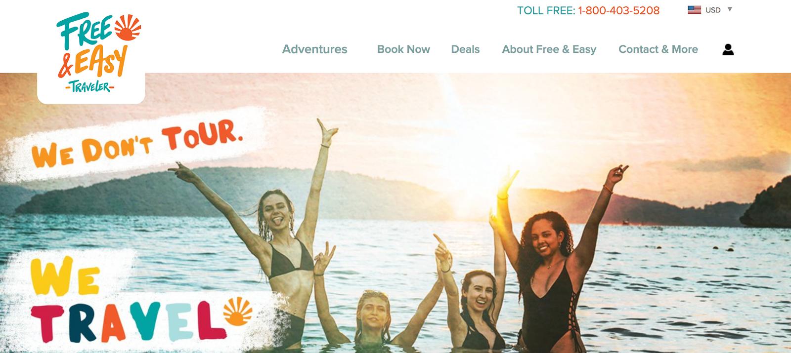 Hot Influencer Programs - Free & Easy Traveler