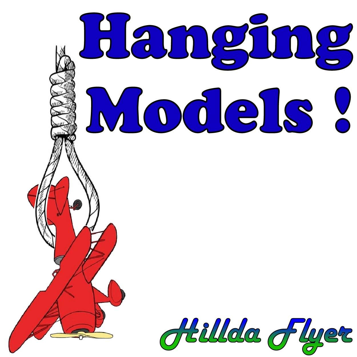 Hanging Models Flite Test