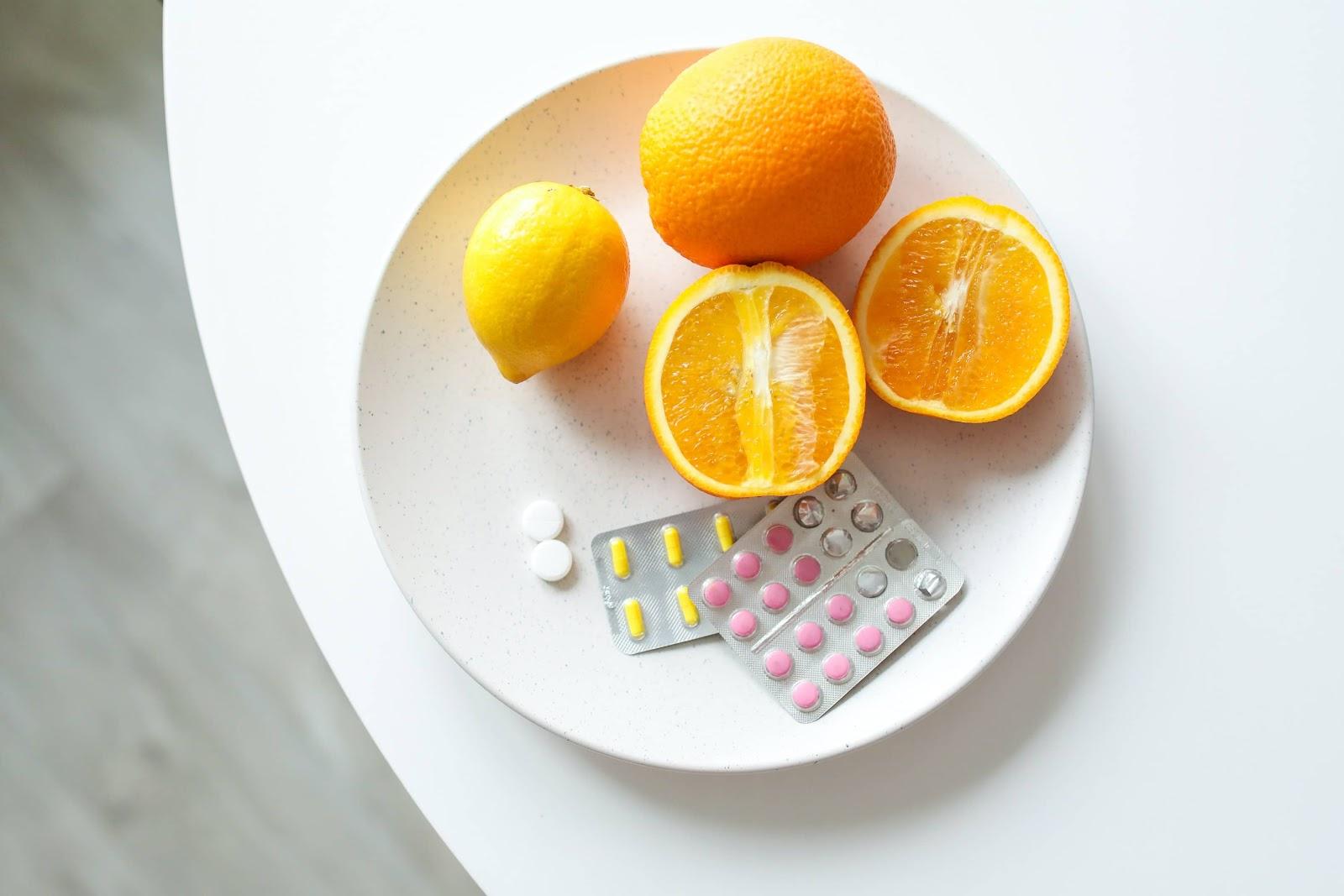 frutta-arancia-compresse-medicinali