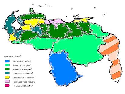 Guías Dinámica De La Población Venezolana Geografía