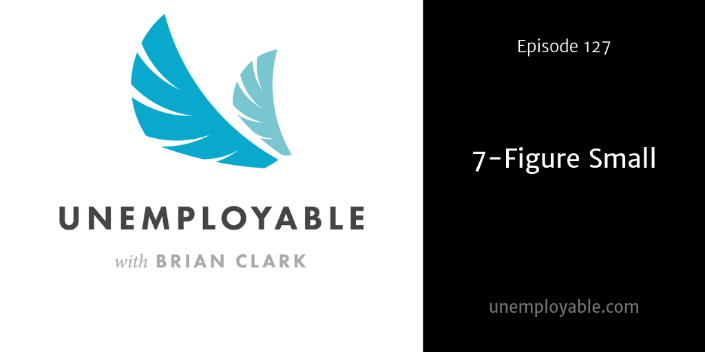 Unemployable with Brian Clark  Best podcasts for entrepreneurs