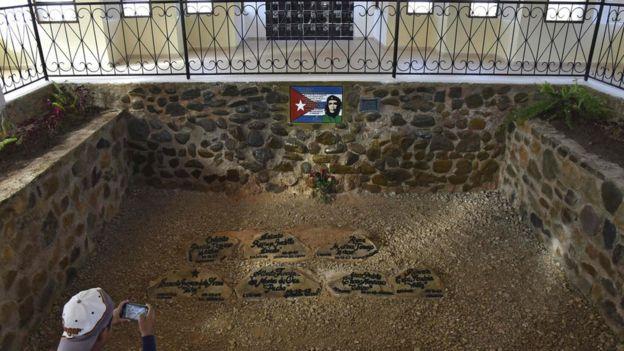 玻利維亞巴耶格蘭德切·格瓦拉紀念館。