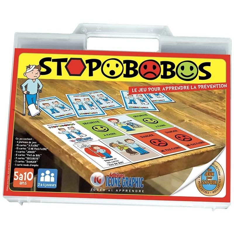 "jeu de société ""stopobobos"""