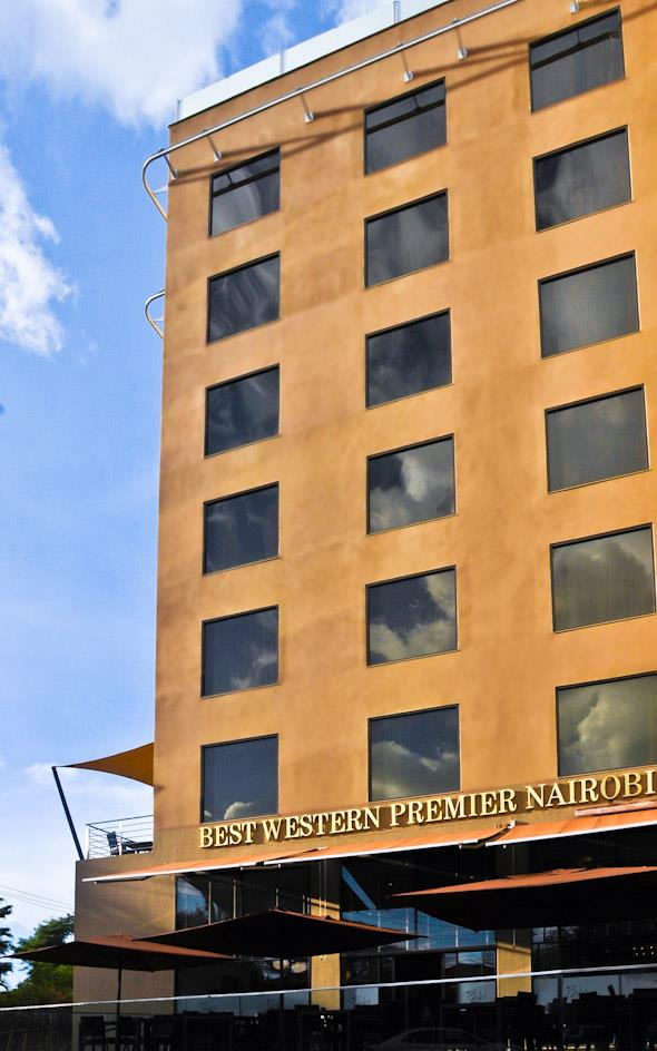 Best western Premier Nairobi