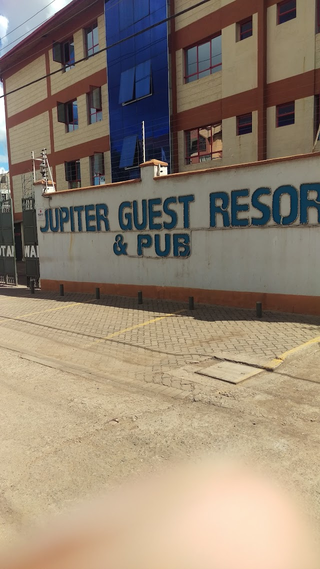 Jupiter Guest Resort Langata