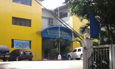 Rich Golden Shower Montessori Center