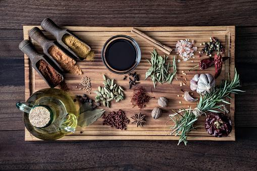 https://media.istockphoto.com/photos/variety-of-allspice-ingredients-and-condiments-for-food-seasoning-on-picture-id1147294677?b=1&k=6&m=1147294677&s=170667a&w=0&h=AvrM8FriY2MOLJFGAEctwd2MWm1euOLXnRNjXdKsrRY=
