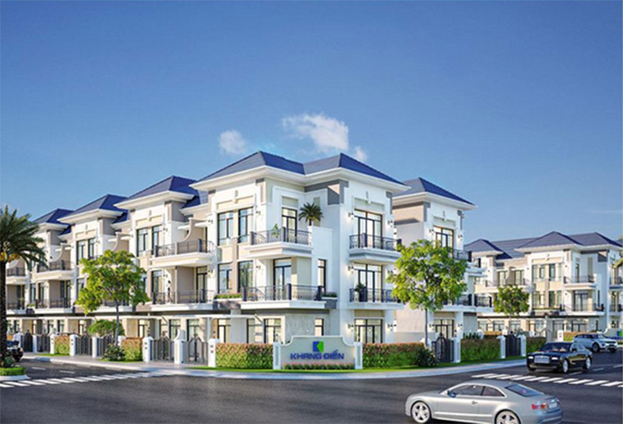 Dự kiến thời gian mở bán nhà phố Khang Điền quận 9