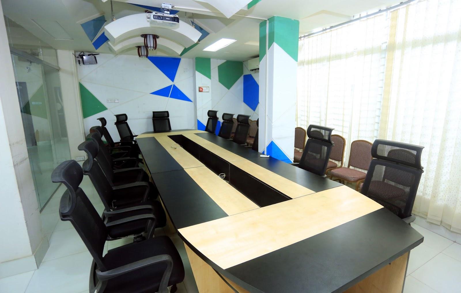Daffodil Coworking Space in Dhaka