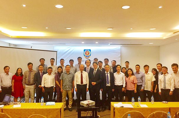 A Conference to Shape the Future of Cryptocurrency Legality in Vietnam